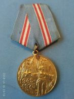 MEDAGLIE RUSSIA  N. 3 - Russia