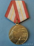 MEDAGLIE RUSSIA  N. 8 - Russia