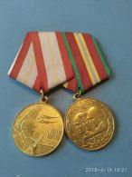 MEDAGLIE RUSSIA  N. 19 - Rusia