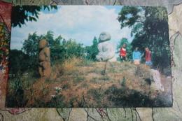 Russia. Azov. Kurgan Stelae - Koerganstele 1972 - Dolmen & Menhirs