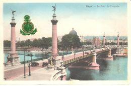 Liege - CPA - Le Pont De Fragnée - Belgique