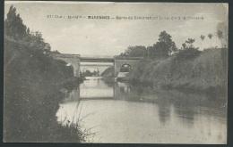 Marennes -    Bords Du Canal Reliant La Seudre à La Charente   Laj59 - Marennes