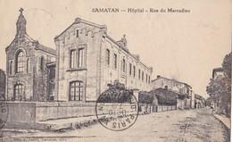 Samatan  Hopital Rue De Marcadieu  PRIX FIXE - Non Classés
