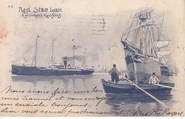 Antwerpen - New-York; Red Star Line - Antwerpen