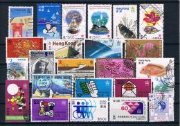 Hong Kong Posten/Lot  Gestempelt - Stamps