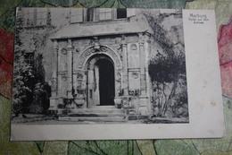 Marburg Lahn Portal Auf Dem Schloss Bauerbach - Marburg