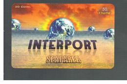ITALIA (ITALY) - REMOTE -  SEAFARER -  INTERPORT , GLOBE   - USED - RIF. 10949 - Italy