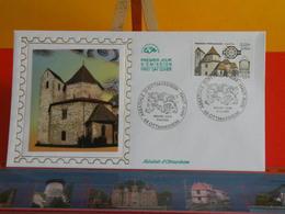 FDC> Abbaye D'Ottmarsheim > 17.6.2000 (68) Ottmarsheim > 1er Jour Coté 3,50€ - FDC