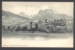 Ligne De Grenoble à Gap - Lus-la-Croix-Haute - Pap. Les Alpes - Voir 2 Scans - Other Municipalities