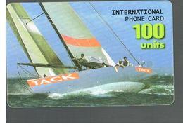 ITALIA (ITALY) - REMOTE -   TACK - SAILING 100 UNITS   - USED - RIF. 10951 - Italy