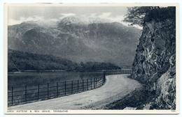 LOCH KATRINE & BEN VENUE, TROSSACHS - Stirlingshire