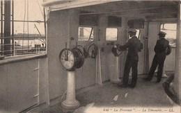 """La Provence"" : La Timonerie - Warships"