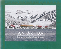 ANTARCTICA Gabriel De Castilla Spanish Antarctic Base (SPAIN) Postcard - New Unused - ANTARTIDA - Mundo