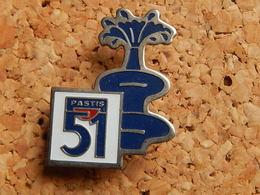 Pin's -  PASTIS 51 - Beverages