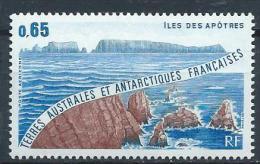 TAAF Neuf Poste Aérienne  N° 73 De 1982 Paysage De Crozet - Poste Aérienne
