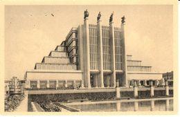 Bruxelles - CPA - Brussel - Exposition 1935 - Grand Palais - Monuments, édifices
