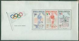Amériques - République Dominicaine  - Poste Aérienne Bloc Yt 101 102 103 Neuf - Dominican Republic