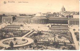 Bruxelles - CPA - Brussel - Jardin Botanique - Bossen, Parken, Tuinen