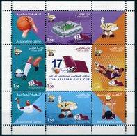 (TV00699) Quatar  2004  Stamps - Qatar