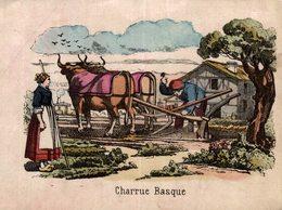 CHARRUE BASQUE - Chromos