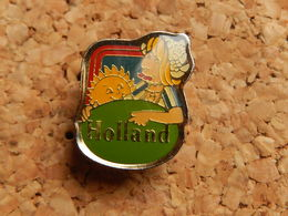 Pin's -  HOLLAND - Cities