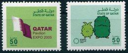 (TV00703) Quatar  2005  Stamps - Qatar