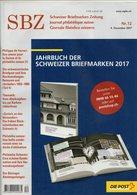 DT200 Un Magazine SBZ Schweizer Briefmarken Zeitung N°12 2017 TROIS LANGUES SUISSE FRANCAIS ITALIEN - Magazines: Abonnements