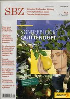 DT200a Un Magazine SBZ Die Post Schweizer Briefmarken Zeitung N°09 Année 2017 TROIS LANGUES SUISSE FRANCAIS ITALIEN - Magazines: Abonnements