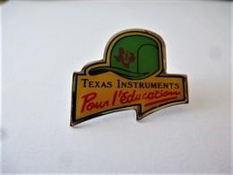 PINS INFORMATIQUE TEXAS INSTRUMENTS POUR L'EDUCATION / 33NAT - Computers