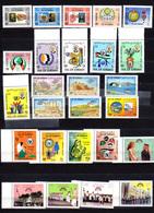 1985-87    Jordanie, Entre Yv. 1162 Et  BF 44a**, Cote 303 €, - Jordan