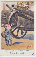 Une Vieille Connaissance - An Old Friend - Illust. Punch  PRIX FIXE - Humoristiques