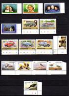 1985-87     Lesotho 1985-87, Entre Yv.  628 Et 732**, Cote 168 €, - Lesotho (1966-...)