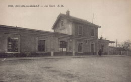 Bourg La Reine : La Gare - Bourg La Reine