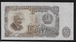 Bulgarie - 50 Leva - Pick N° 85 - NEUF - Bulgarien