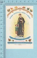 Image Pieuse - Saint Gérard, Puissant Protecteur Des Mères Et Des Enfants - Devotion Images