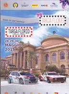 V 56  99° Targa Florio - Automobilismo - F1