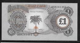 Biafra - 1 Pound - Pick N°5 - NEUF - Banknoten
