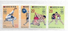 1972 MNH Korea - Corea Del Sur