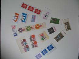 Lot De Vignettes    à Voir - Commemorative Labels