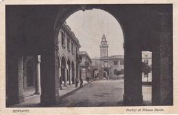 CARTOLINA - POSTCARD - BERGAMO - PORTICI DI PIAZZA DANTE - Bergamo