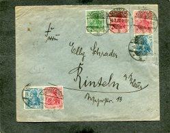 Deutsches Reich  Brief 1922 - Deutschland