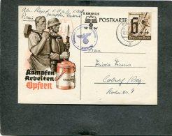 Deutsches Reich Postkarte 1940 P291A - Deutschland