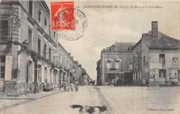 49 - MAINE ET LOIRE / 49856A - Martigné Briand - La Place Et La Grande Rue - Sonstige Gemeinden