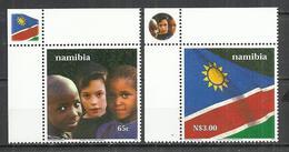 NAMIBIA 2000 - INDEPENDENCE - CPL. SET - MNH MINT NEUF NUEVO - Namibia (1990- ...)