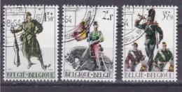 Belgie  COB° 1293-1295 - Belgique