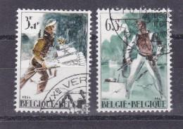 Belgie  COB° 1296-1297 - Belgique