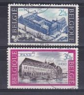 Belgie  COB° 1304-1305 - Belgique