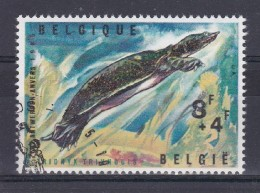 Belgie  COB° 1348 - Belgique