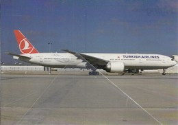 Turkish Airlines B777 TC-JJH At Los Angeles LAX - 1946-....: Moderne