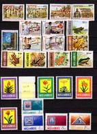 1985-87   Mozambique,  Entre Yv.  993 Et 1070**, Cote 126 € - Mozambique